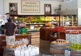 Napa - Oxbow produce