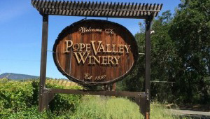 Pope Valley - winery
